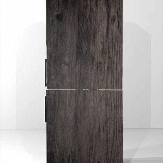 Αυτοκόλλητο ψυγείου απομίμηση ξύλου Νο4