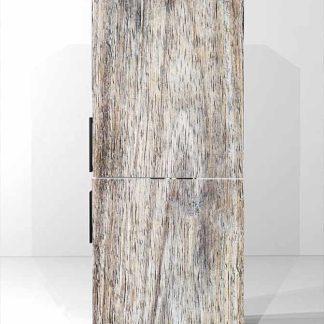 Αυτοκόλλητο ψυγείου απομίμηση ξύλου Νο6
