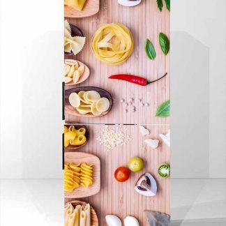 Αυτοκόλλητο ψυγείου Pasta