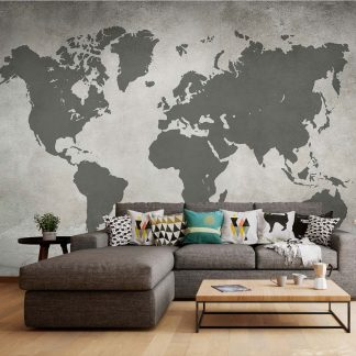 Grey-world-map-no2