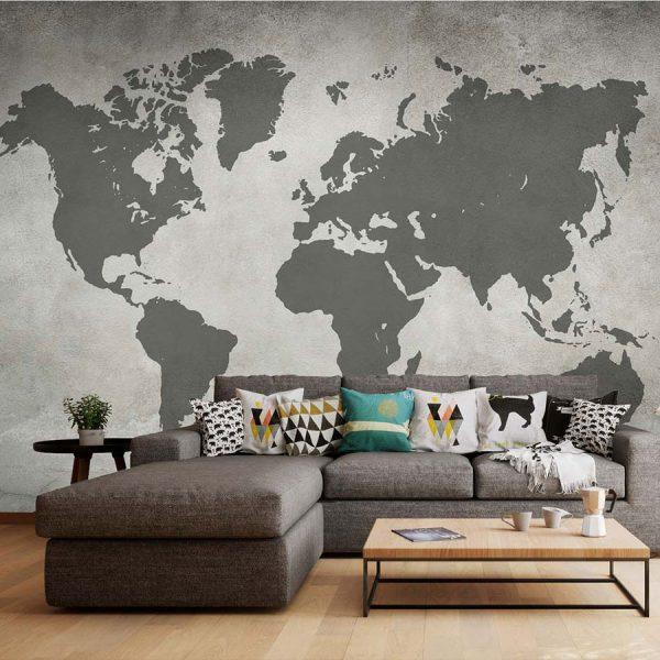 Grey-world-map-no2