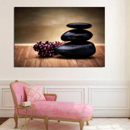 πίνακας-σε-καμβά-zen-stones