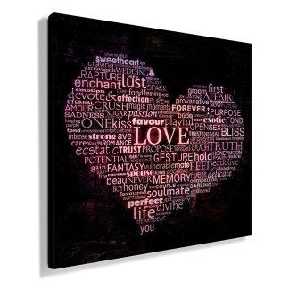 πινακας-σε-καμβα-love-3d