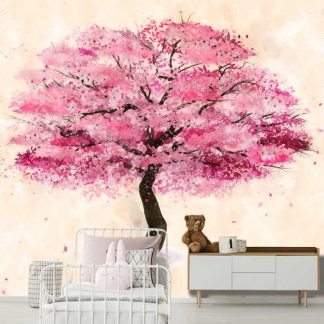 ταπετσαρια-βινυλιου-fairytale-tree