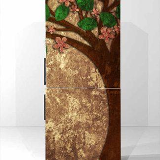 Αυτοκολλητο ψυγείου το δέντρο της ζωής