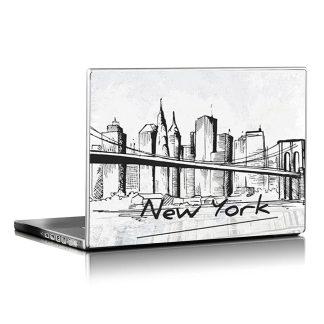Αυτοκόλλητο λάπτοπ New York