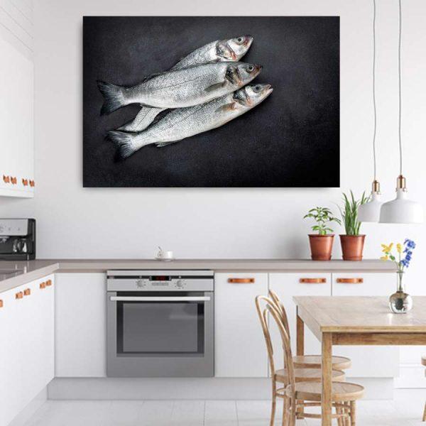 πινακας-σε-καμβα-ψαρια/