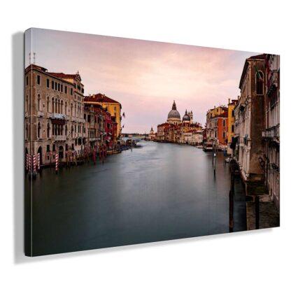 Πινακας σε καμβα Βενετία painting effect