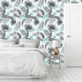Ταπετσαρια τοιχου floral dream