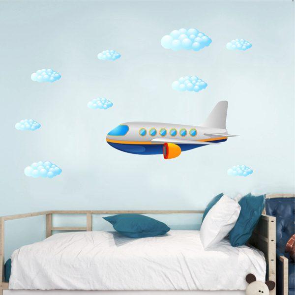 Jumbo Airplane