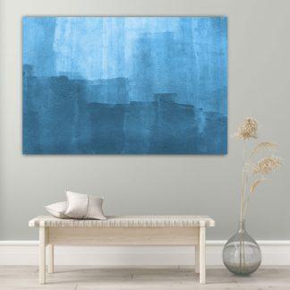 Πίνακας abstract ocean