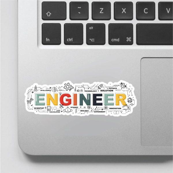 engineering stickers