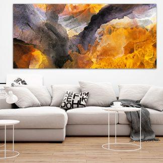 panoramikos inside a volcano