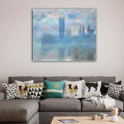 Claude Monet, Houses of Parliament